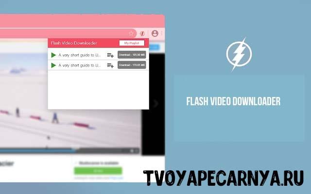 Дополнения для загрузки видео 🎬 в браузере Mozilla Firefox