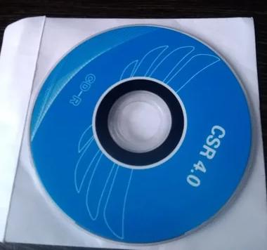 диск с драйверами