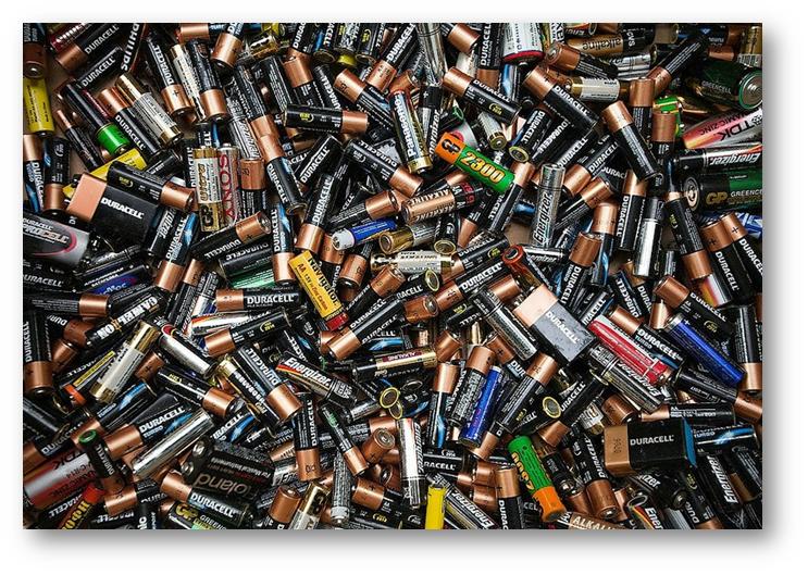 батарейки - виновники проблем