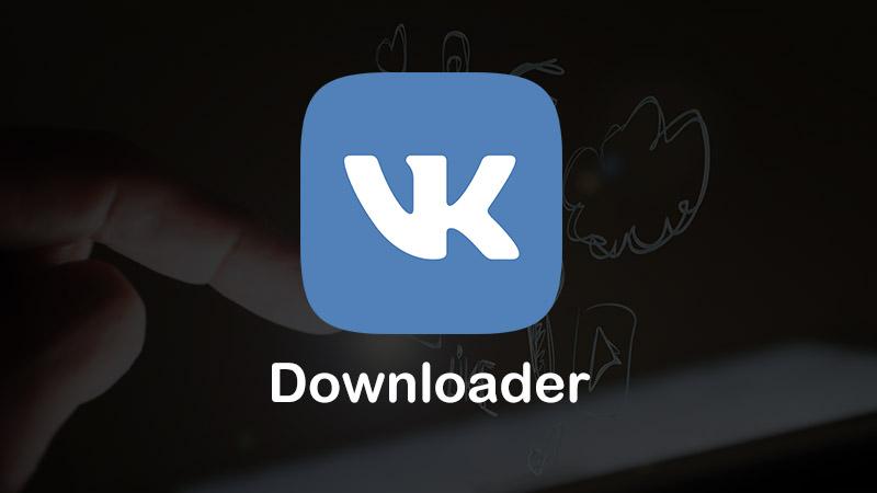 Vk-Downloader